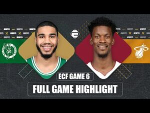 Boston Celtics vs. Miami Heat [GAME 6 HIGHLIGHTS] | 2020 NBA Playoffs