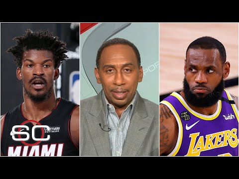 Stephen A. Smith previews Heat vs. Lakers NBA Finals matchup | SportsCenter
