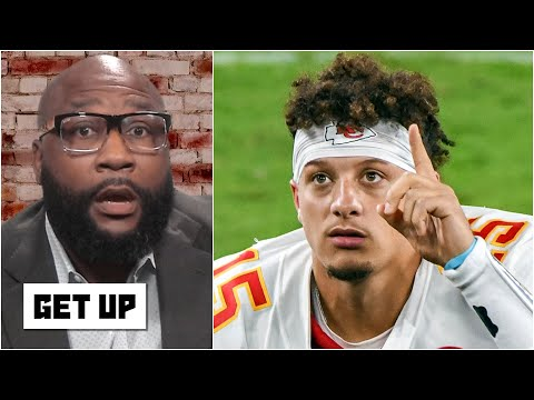 The Ravens' defense feared Patrick Mahomes before the game even started – Marcus Spears | Get Up