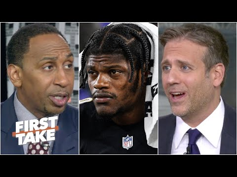 Stephen A. & Max react to the Ravens losing to the Chiefs | First Take