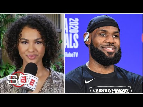 NBA Finals Media Day recap: What would LeBron beating the Heat mean? | SportsCenter