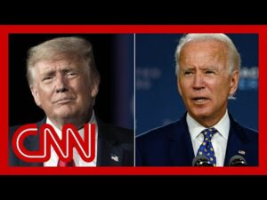 Livestream: The first 2020 presidential debate on CNN