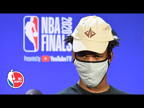 Jimmy Butler doesn't consider the Heat underdogs vs. Lakers | 2020 NBA Finals