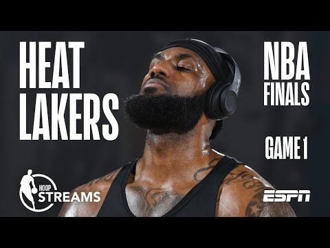 Previewing LeBron & the Lakers vs. the Heat   NBA Finals Game 1   Hoop Streams