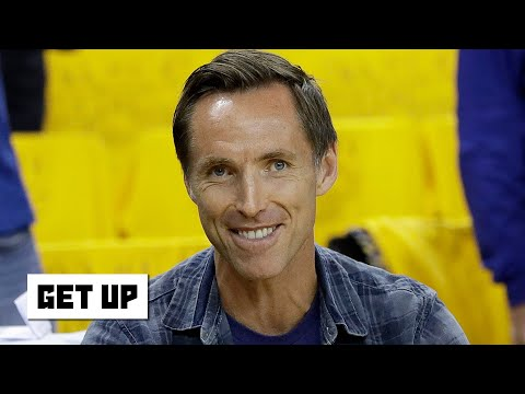 The Nets hire Steve Nash as the next head coach | Get Up