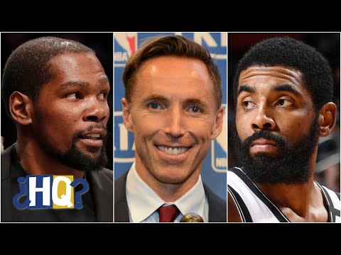 Is Steve Nash the right coach for Kyrie Irving & Kevin Durant? | Highly Questionable