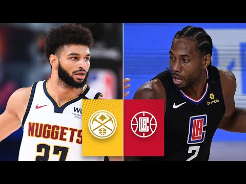Denver Nuggets vs. LA Clippers [GAME 1 HIGHLIGHTS]   2020 NBA Playoffs