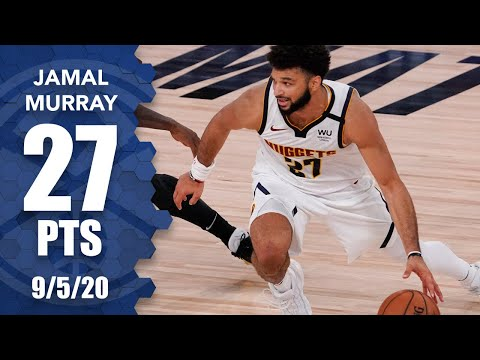 Jamal Murray highlights: Nuggets vs. Clippers Game 2   2020 NBA Playoffs