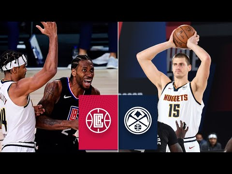 Denver Nuggets vs. LA Clippers [GAME 2 HIGHLIGHTS]   2020 NBA Playoffs