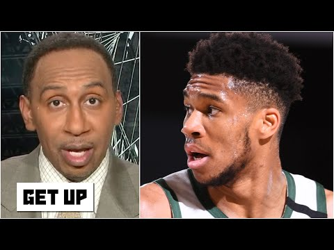 Stephen A.: I would be 'shocked' if the Heat lose to the Bucks without Giannis in Game 5 | Get Up