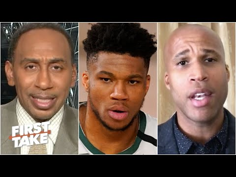 Should Giannis shut it down for Game 5? | First Take