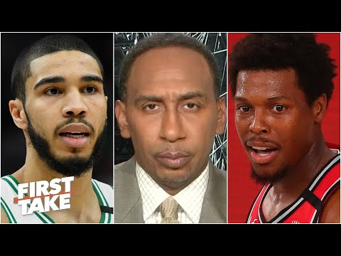 Celtics vs. Raptors Game 5 reaction: Stephen A. says it's over for Toronto | First Take