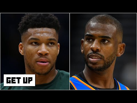 Does Giannis' future in Milwaukee include Chris Paul? | Get Up