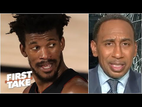 Stephen A. has mixed feelings about the Heat eliminating the Bucks | First Take
