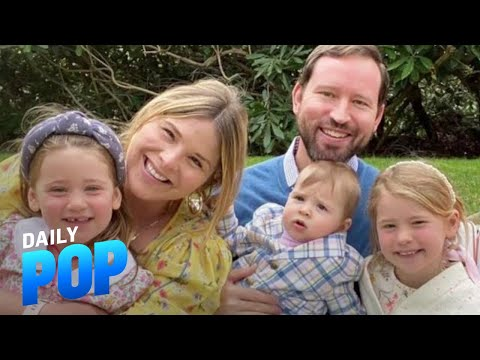 Jenna Bush Hager Felt Guilty About Her Third Pregnancy | Daily Pop | E! News