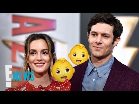 Leighton Meester Welcomes Baby No. 2 With Adam Brody   E! News