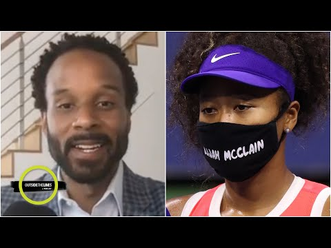 Bomani Jones on why Naomi Osaka's courage should be celebrated | Outside the Lines