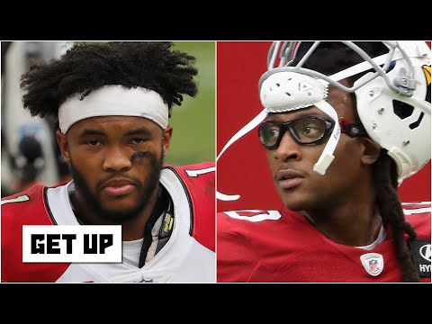 Breaking down the Kyler Murray-DeAndre Hopkins connection in the Cardinals' Week 1 win   Get Up