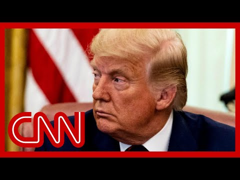 Trump to Woodward on Covid-19: I bailed after someone sneezed