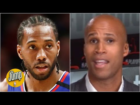 It will be the Clippers, I guarantee it! – Richard Jefferson makes his pick for Game 7 | The Jump