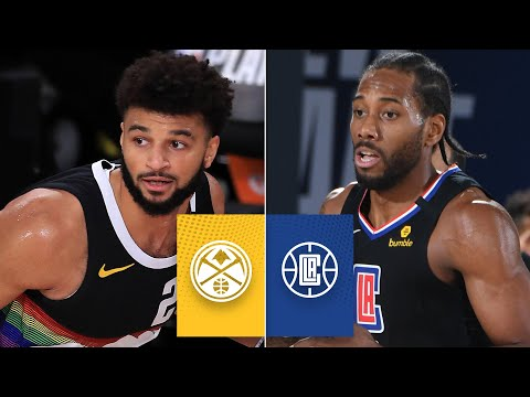 Denver Nuggets vs. LA Clippers [GAME 7 HIGHLIGHTS]   2020 NBA Playoffs