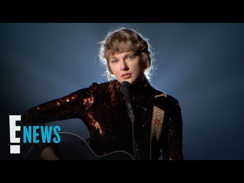 Taylor Swift: Secret Behind Her Sparkly ACMs Style | E! News