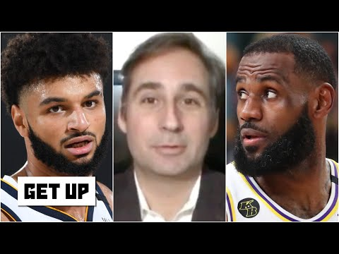 Zach Lowe responds to Jamal Murray, previews Lakers vs. Nuggets series   Get Up