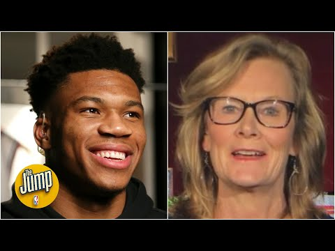 Reacting to Giannis earning his 2nd straight MVP award | The Jump