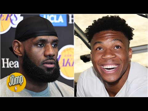 How will LeBron James react to losing the 2019-20 MVP award to Giannis? | The Jump