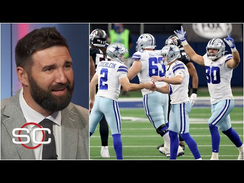 Dissecting the Cowboys' comeback win over the Falcons | SportsCenter
