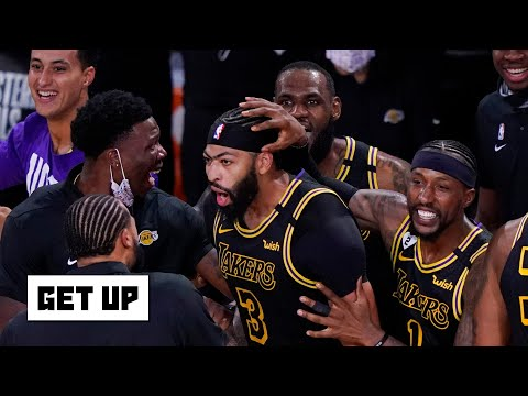 Lakers vs. Nuggets Game 2: Kendrick Perkins & Zach Lowe react to AD's big shot | Get Up