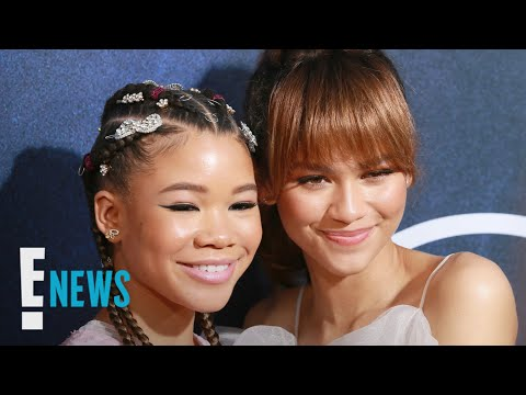 Storm Reid Freaks Out Over Zendaya's Historic Emmy Win | E! News