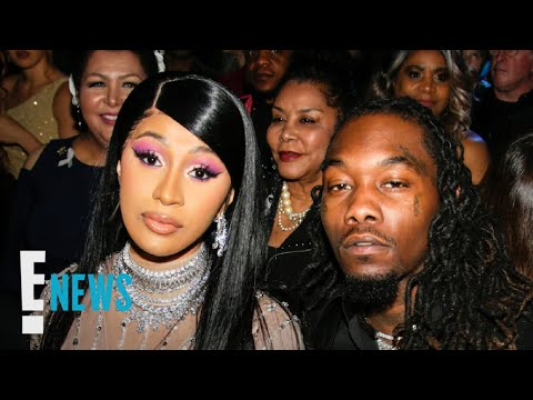 "Cardi B Slams Claims She's Divorcing Offset ""For Attention"" 
