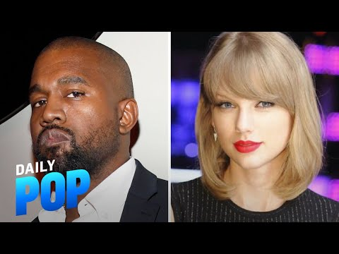 Kanye West Vows to Get Taylor Swift's Masters Back | Daily Pop | E! News