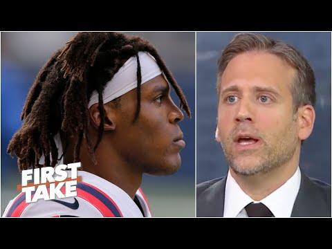 Cam Newton is playing for his legacy, not money – Max Kellerman | First Take