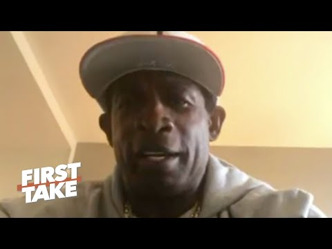 Jackson State head coach Deion Sanders on HBCUs & responds to Bomani Jones' comments | First Take