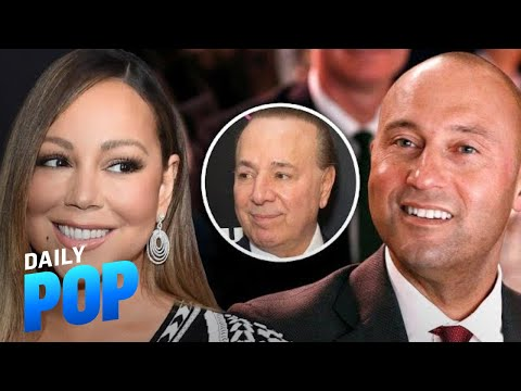 "Mariah Carey Calls Derek Jeter ""Catalyst"" For Her to Leave Ex 