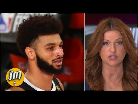Jamal Murray went supernova on the Lakers in Game 3   The Jump