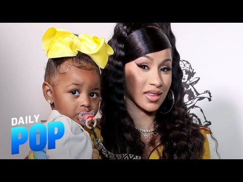Cardi B's Daughter Kulture Gains Almost 1 Million IG Followers | Daily Pop | E! News