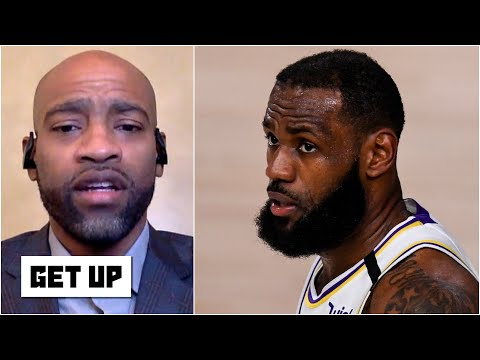 Vince Carter's keys for LeBron & the Lakers in Game 4 | Get Up