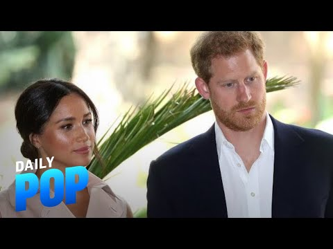 Should Prince Harry & Meghan Markle Lose Royal Titles? | Daily Pop | E! News