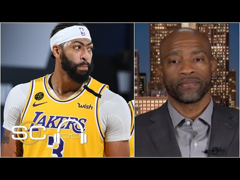 Anthony Davis was locked in for Game 4 vs. Nuggets – Vince Carter | SC with SVP