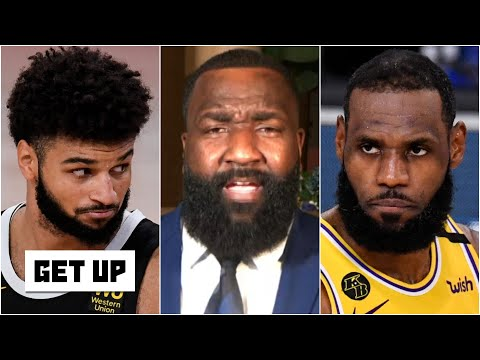 LeBron took on the challenge and locked up Jamal Murray in Game 4 – Kendrick Perkins | Get Up