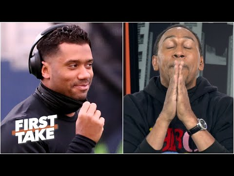 'Pretty please!' – Stephen A. asks the Seahawks to shut Cowboys fans up in Week 3 | First Take