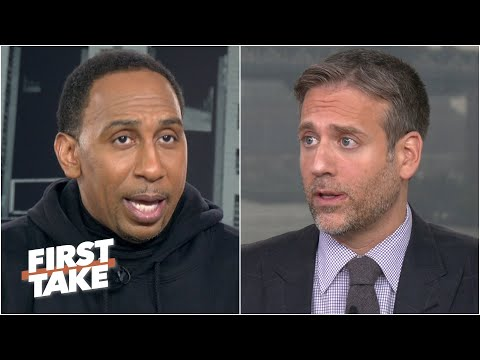 Stephen A. & Max make predictions for the Rams vs. Bills Week 3 matchup   First Take