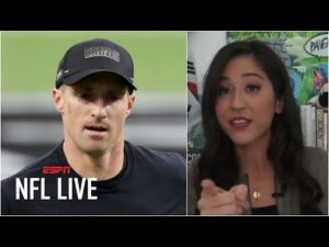 Drew Brees would have been benched for Jameis Winston if he weren't Brees – Mina Kimes | NFL Live