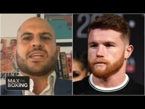 Where Canelo Alvarez's lawsuit stands with Golden Boy Promotions | Max on Boxing