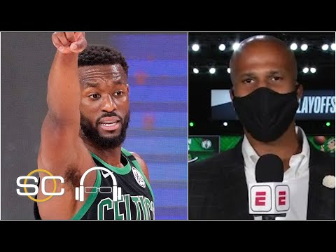 Celtics locked down Heat 3-point shooters in Game 5 – Richard Jefferson | SC with SVP
