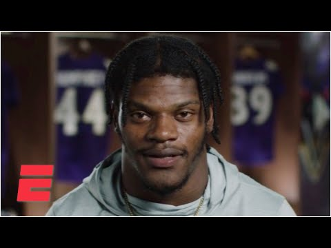 Lamar Jackson is treating Chiefs vs. Ravens 'like any other game' | NFL on ESPN