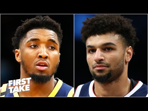 Donovan Mitchell vs. Jamal Murray: Which player will have the better Game 7? First Take debates